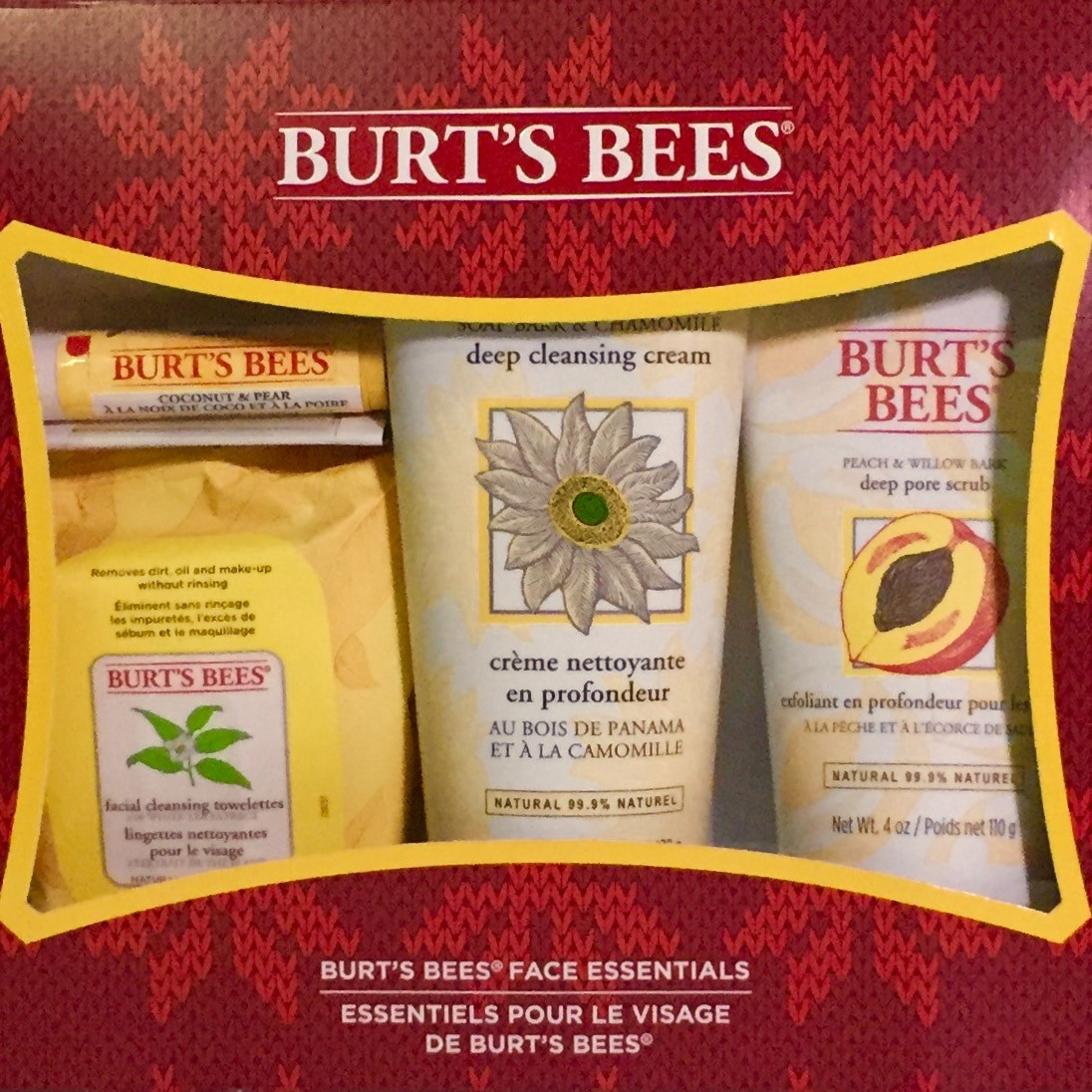 Holiday Gift Sets from Fresh & Burt's Bees