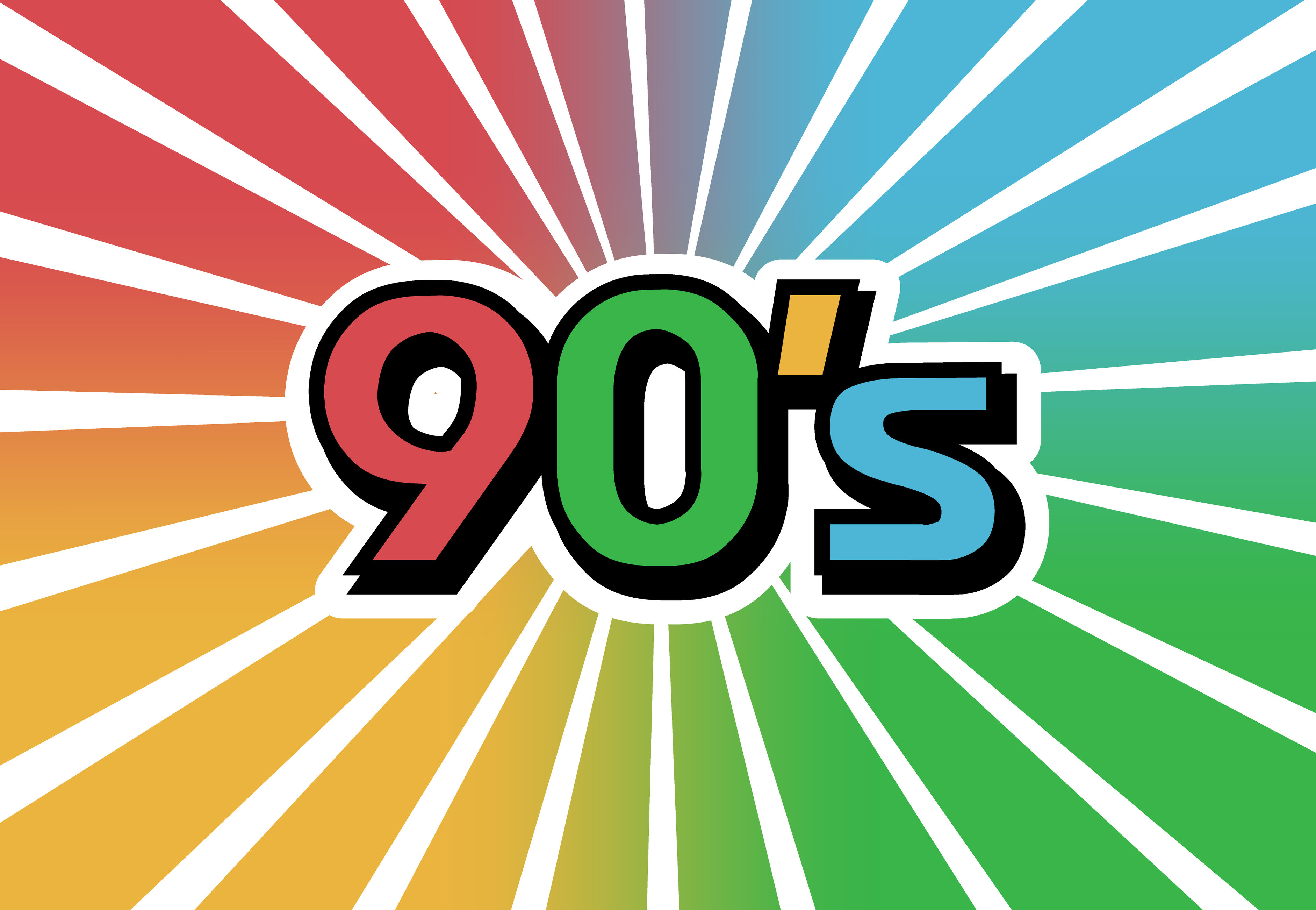 BRING BACK THE 90'S THIS HALLOWEEN